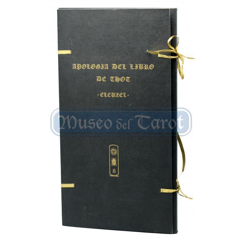 Tarot coleccion Apologia del Libro de Thot - Limitada y numerada de 999 copias - 22 Arcanos - Suarez (1980) (Barath)