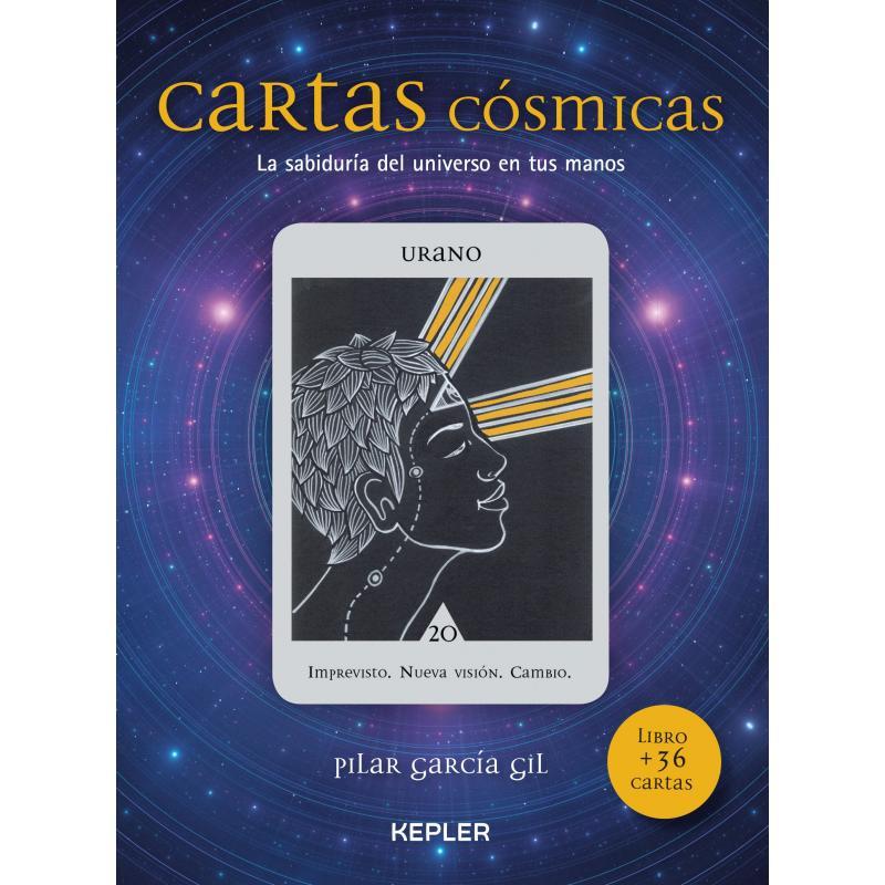 Oraculo Cartas Cosmicas (36 Cartas) (Kepler)(Ob)