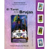 Oraculo El Tarot de las Brujas - Amalia Peradejordi - (Set) (OB)