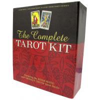 Tarot Complete Tarot Kit (Set) (Rider + Crowley) (USG)