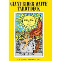 Tarot Rider Waite Giant (Gigante) (EN) (USG) (Printed in China) (2010)