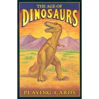 Cartas The Age of Dinosaurs Playing Cards