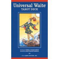 Tarot Universal Waite - Premier Edition (Tapete 17x20) (EN) (USG)
