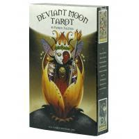 Tarot Deviant Moon - Patrick Valenza (2008) (Premier Edition + Lam...