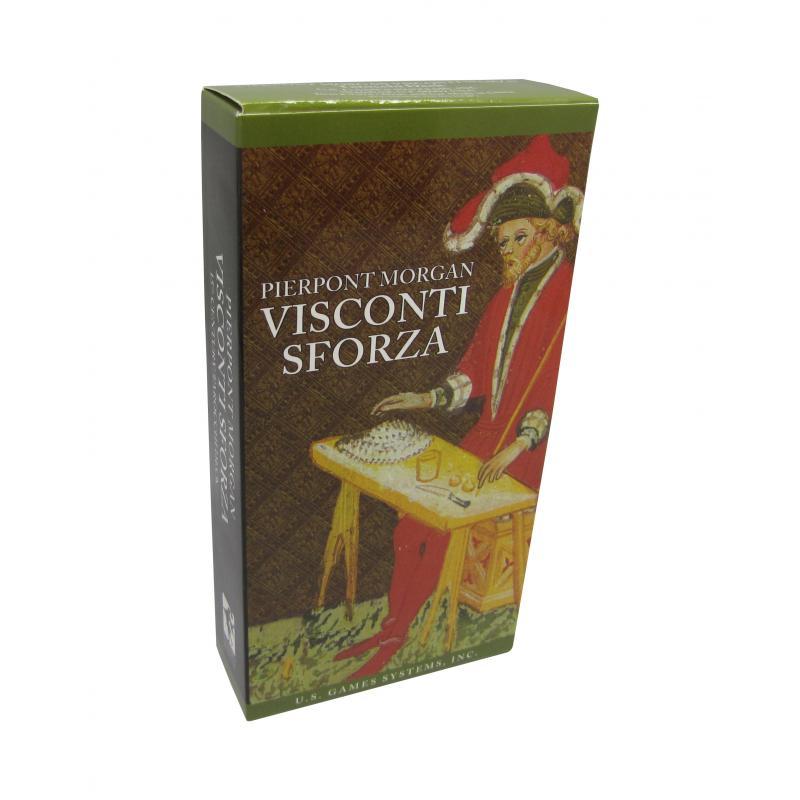 Tarot Visconti Sforza Pierpont Morgan Tarocchi (EN) (USG) (2007) 1017 (FT)