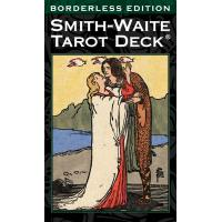 Tarot Smith-Waite Borderless Edition (EN) (USG)