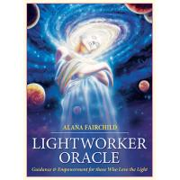 Oraculo Lightworker - Alana Fairchild (Set) (44 cartas) (En) (Usg)