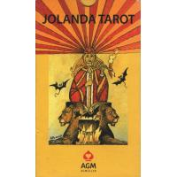 Tarot Jolanda - Jolanda Den Tredjes, Hans Arnold  (EN, DE, FR, ES) 2008 (AGM) 0117 (FT)