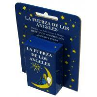 Tarot Angeles (La Fuerza...) (Mini) (60 Cartas) (ESPl) (AGM)