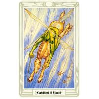 Tarot Il Tarocco Thoth di Aleister Crowley (IT) (AGM) 0917
