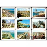 Cartas Coleccion Costa del Sol Andalucia (54 Cartas Poker)