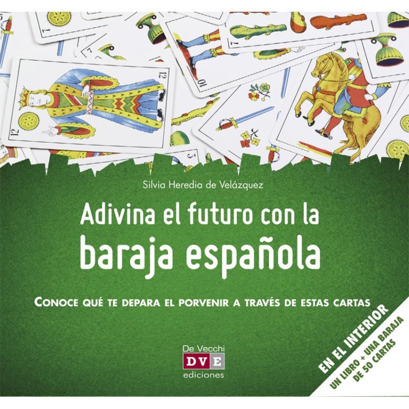 Cartas coleccion Baraja Española (Adivina el futuro con la...) (Set) (50 Cartas) (Dvc)