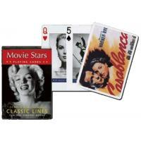 Cartas Movie Stars (54 Cartas Poker) (Ptnik)
