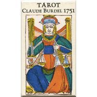 Tarot coleccion Claude Burdel 1751 (Edicion Numerada) (FR)