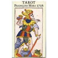 Tarot coleccion Françoise Heri 1718 (Edicion Numerada) (FR) (EYR)