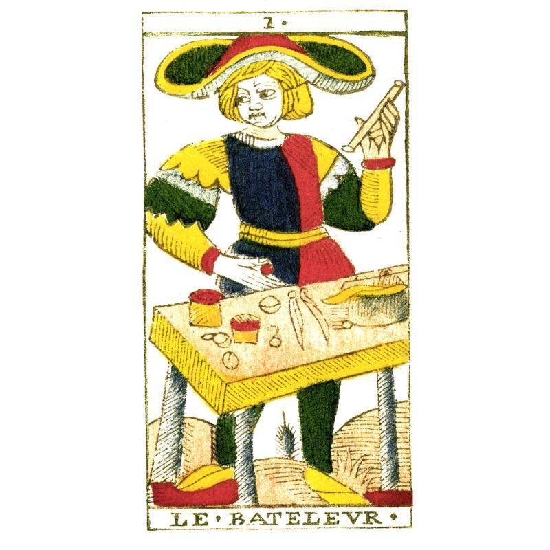 Tarot coleccion Marseille Jean-Pierre Payen 1713 (Edicion Numerada) (FR) (USG) (EYR)