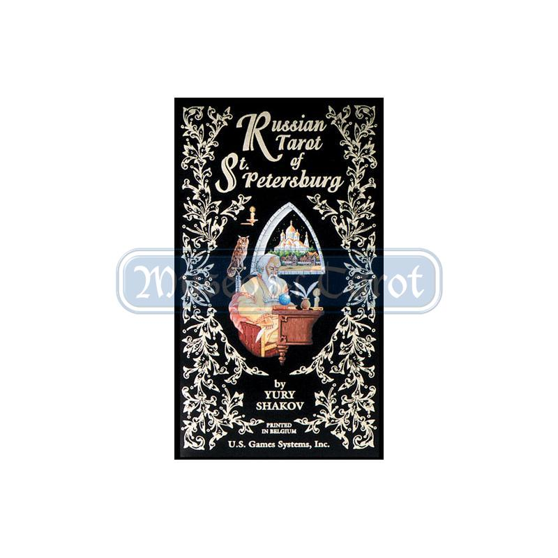 Tarot Russian Tarot of St. Petersburg - Yuri Shakov (EN) (USG)