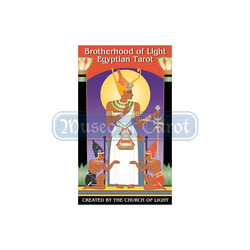 Tarot The Brotherhood of Light Egyptian Tarot Cards - (EN) (USG) (2010) 0917