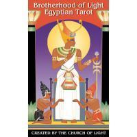 Tarot The Brotherhood of Light Egyptian Tarot Cards - (EN) (USG) (...