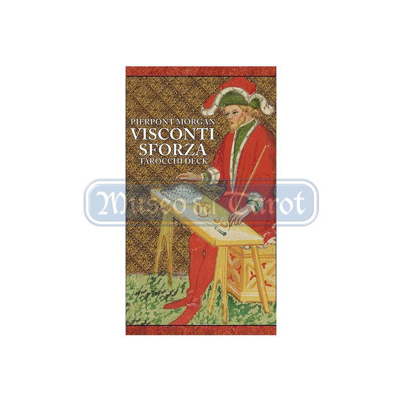 Tarot Visconti Sforza - Pierpont Morgan (80 Cartas) (Gigante) (Caja Dura) (EN) (USG) (2015) 1017