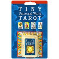 Tarot Universal Waite Tiny (Azul) (LLavero) (78 Cartas) (EN) (AGM)