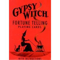 Juego de Cartas Gypsy Witch (Fortune Telling Cards) (USG)