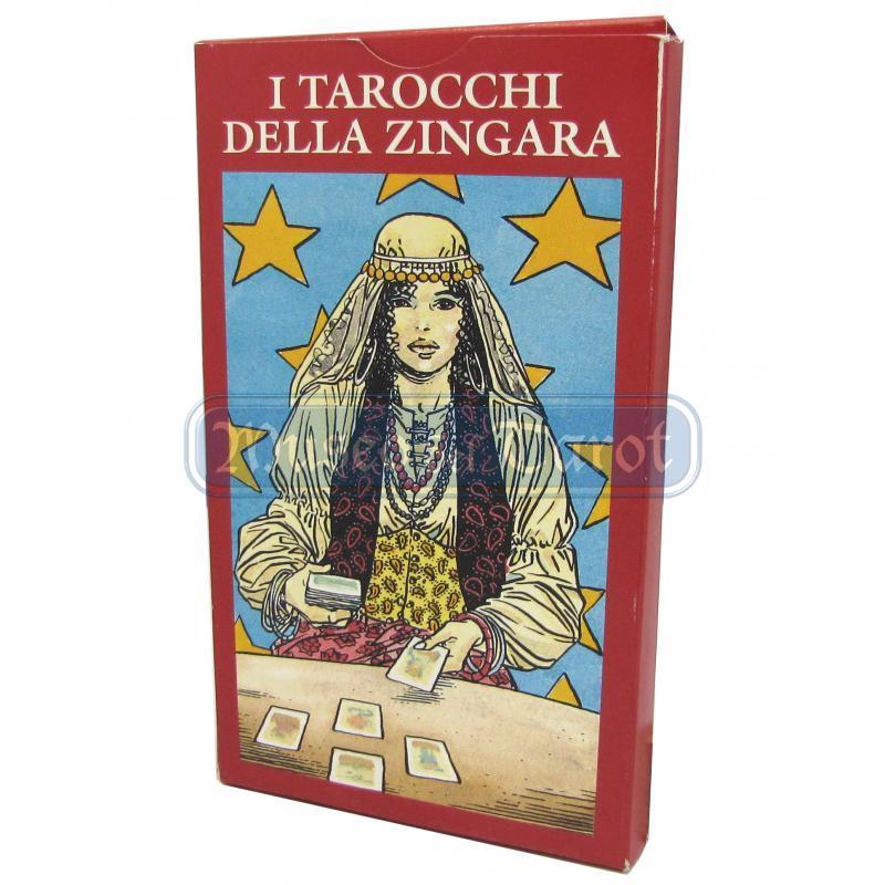 tarot coleccion zingara